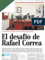 Cinco años de Rafael Correa
