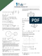 1997 Matematica En
