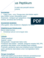 Penyakit Gastrointestinal