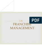 Franchise Management (1)