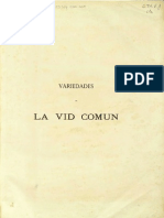 Ensayo sobre las variedades de vid comun que vegetan en Andalucia (1879)
