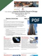 World Lithuanian Economic Forum