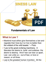 Bl - Fundamentals of Law -New
