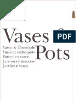 Vases Pots 2012
