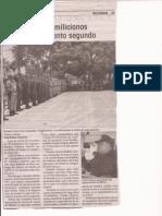 Ascienden a 56 Milicianos a Rango de Sargento Segundo