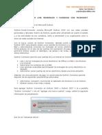 Integrar Windows Live Messenger y Facebook Con Microsoft Outlook