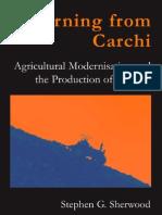 LIBRO EN INGLÉS Learning From Carchi (APRENDIENDO DEL CARCHI)