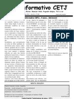 Informativo CETJ (2012-08)