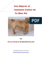 Cómo Mejorar el Comportamiento Canino de tu Shar Pei