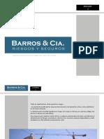 Brochure Barros y CIA