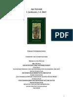 Zeitschrift Ars Naturæ (1-2. Heft)