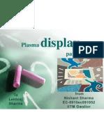 Plasma Display Penal1
