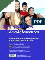 Ser Padres Adolescent Es