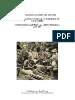 Archives Congo