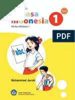 BukuBse.belajarOnlineGratis.com Kelas 01 Bahasa Kita Bahasa Indonesia Jaruki 1