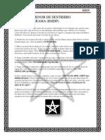 El Ritual Menor de Destierro (RMDP)