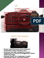 Kamera Dslr Presentation Madam
