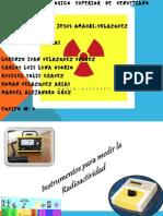 Instrumentos Para Medir Radioactividad