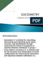 sociometry ppt