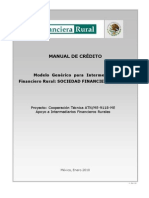 Manual de Crédito