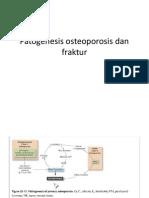 Patogenesis Osteoporosis Dan Fraktur