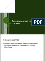 Basic Ecology Principle and Concept[1]