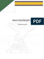 Programa Guia Radiotelescopios 09