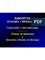 Micología gral. S.L. PowerPoint