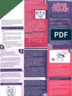 25 Leaflet Menstruasi