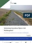 Verkenning innovatieve dijken in het Waddengebied