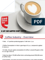 Brand Management - Cafe Coffee Day