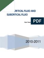 Supercritical Fluid and Subcritical Fluid