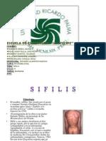 diapositiva sifilis