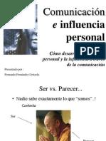 Comunicacion e Influencia