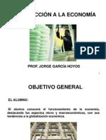 INTRODUCCION A LA ECON. Prof. Jorege Garc+¡a Hoyos