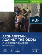 Afghanistan, Against the Odds