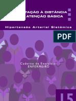 091-Curso HAS Para PSF - Caderno Exercicios - Enfermeiros