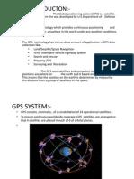 GPS Report