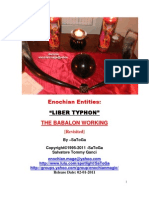 Liber Typhon - Babalon Working- Enochian -By SaToGa-1
