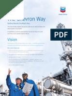 Chevron Way English