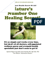 Natures.n1 Healing.secret