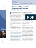 Flash Points and Tipping Points
