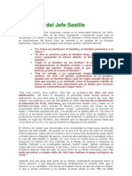 El Fraude el Jefe Seattle