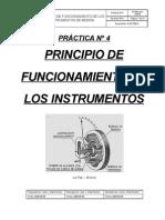 4. Principio de Funcionamiento de Los Instrumentos de Medida