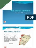 Red WAN Corrientes