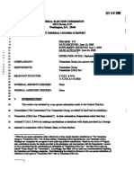 First General Counsel Report