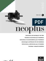 Instrucciones Neoplus