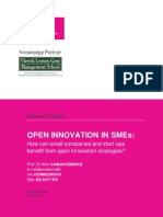 Open Innovation Research Document