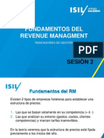 Indicadores Del Revenue Managment