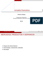 9. Derivados Financieros